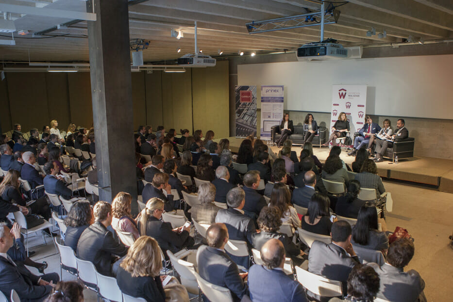 Conclusiones del evento organizado por Women In Real Estate (WIRES)