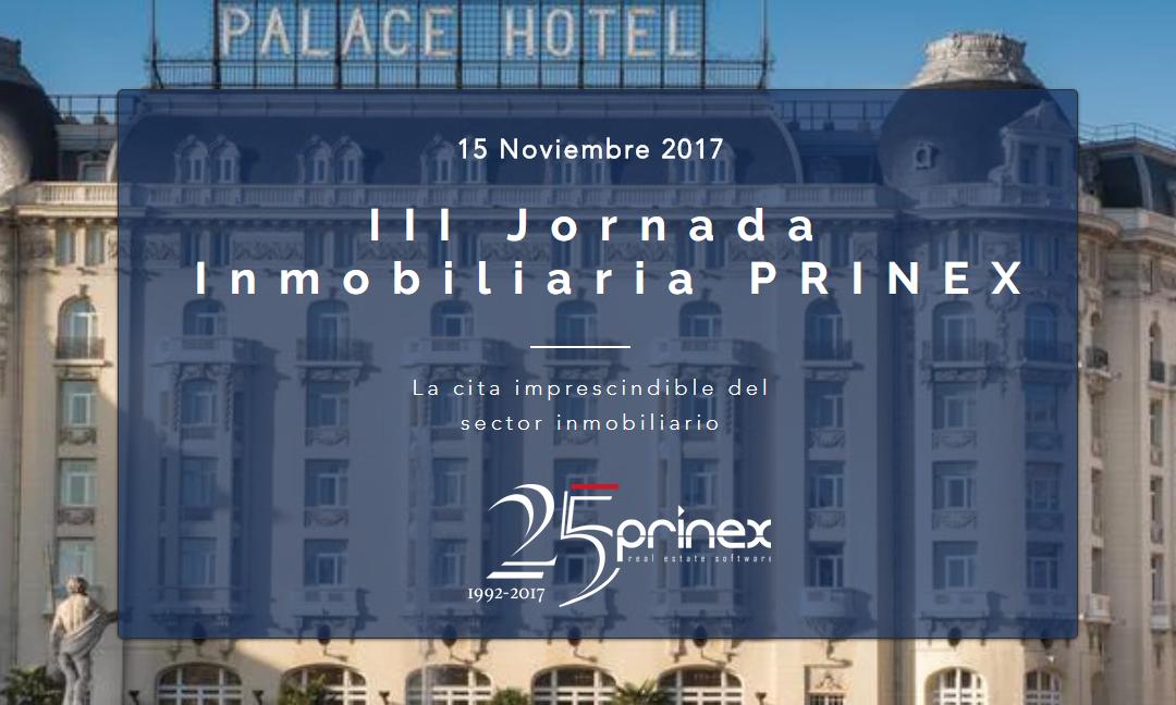 Jornadas Inmobiliarias Prinex en Madrid y Barcelona