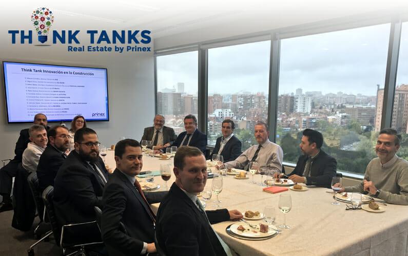 Think Tank: Innovación en la construcción: Industrialización · 23 de marzo de 2017
