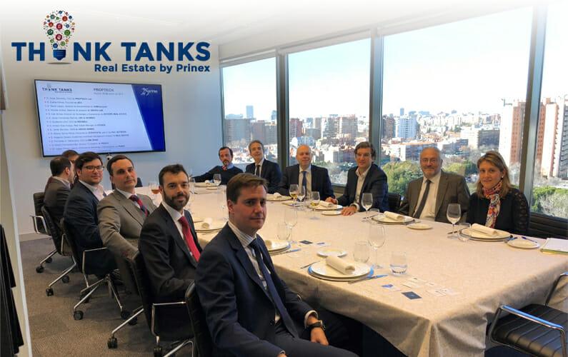Think Tank: Proptech · 18 de enero de 2018