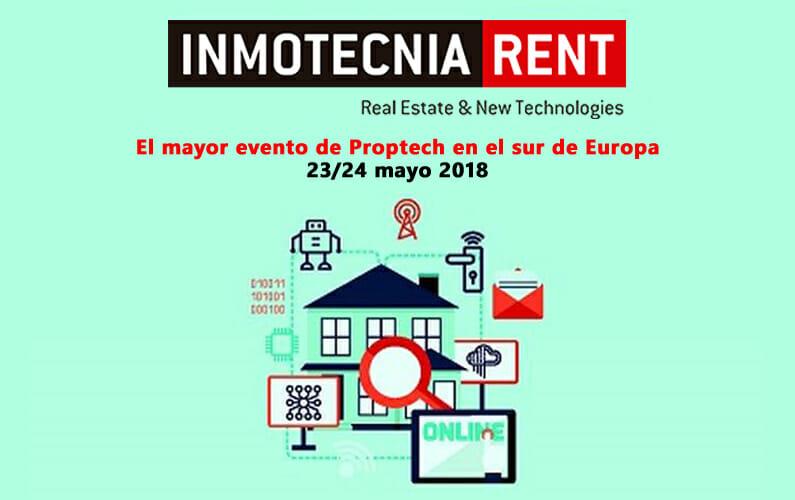 Prinex participa en INMOTECNIA RENT, Salón de la tecnología para el sector inmobiliario