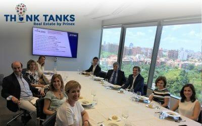Think Tank: Nuevos Requerimientos en los Departamentos Financieros · 12 de julio de 2018