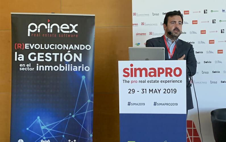 Prinex presenta Prinex Comercialización Digital, la aplicación con la que poder realizar el proceso completo de venta/alquiler online