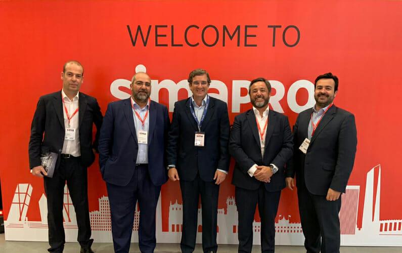 Prinex: Nuestra participación en SIMA 2019