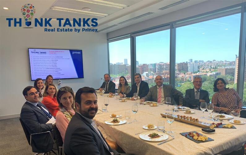 Think Tank: Aspectos Legales en el Sector Inmobiliario · 11 de julio de 2019
