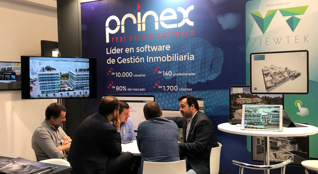 Prinex, en Barcelona Meeting Point 2019: Retos, necesidades y propuestas del sector inmobiliario