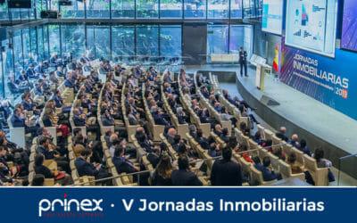 Prinex celebra la V Edición de sus Jornadas Inmobiliarias en Madrid y Barcelona